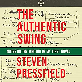 The Authentic Swing audiobook cover art