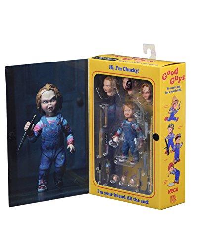 NECA Figura Ultimate Chucky, Multicolor (NECA42112)
