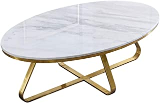 Amazon Fr Table Marbre Ovale