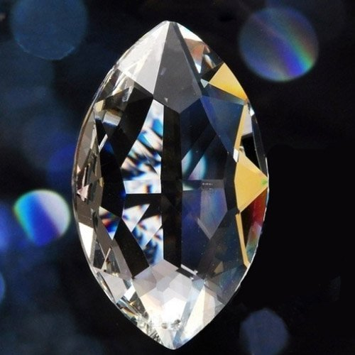 VStoy Lot de 5 lustres en cristal 50 mm