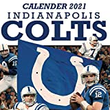 "Indianapolis Colts: 2021 Wall Calendar, mini calendar 7""x7"", 12 Months"