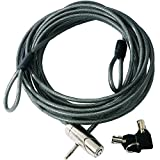 Seattle Sports Cradle Cable Lock for Kayaks, Canoes, Paddle Boards, Surfboards