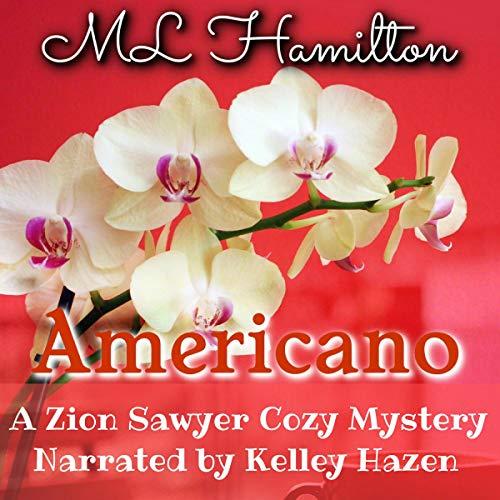 Americano audiobook cover art