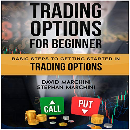 『Trading Options for Beginners: Basic Steps to Getting Started in Trading Options』のカバーアート