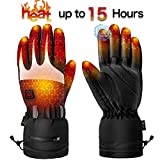 Best Heated Gloves - Begleri Heated Gloves for Men Women - Electric Review