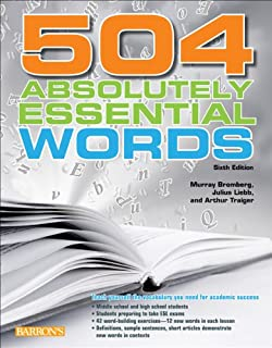 504 Absolutely Essential Words (English Edition)