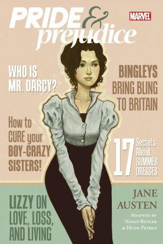 Pride and Prejudice (Marvel Classics) by Nancy Butler