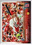 2015 Topps Update #US13 Tommy Pham Cardinals MLB Baseball Card (RC - Rookie Card) NM-MT. rookie card picture