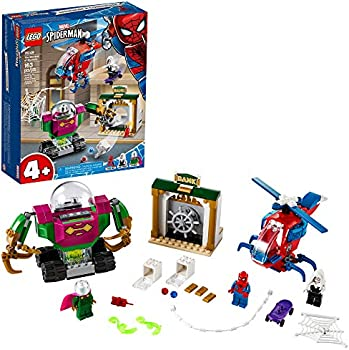 Lego Marvel Spider-Man The Menace of Mysterio Superhero Building Toy