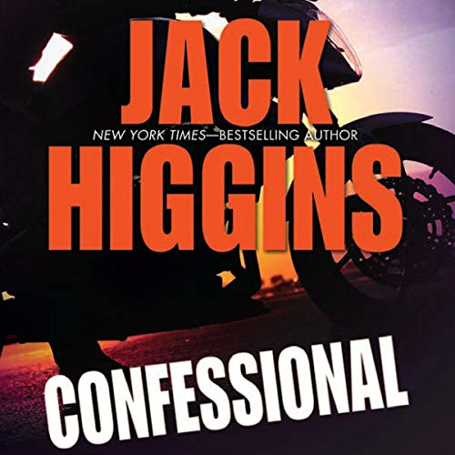 Confessional Audiobook By Jack Higgins cover art