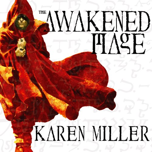 The Awakened Mage audiobook cover art