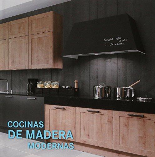 Tiny toro HC: Cocinas de madera modernas