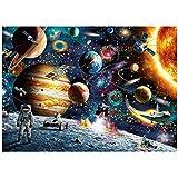 OVINEE Puzzle de 1000 Piezas,Rompecabezas de Guerra de Las Galaxias(Rompecabezas para Niños y Adultos, 14-70 año(s))