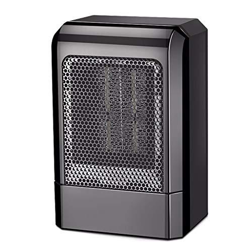 R-Cors 500W Mini Calentador de cerámica portátil Enfriador eléctrico Ventilador Caliente Inicio Calentador de Invierno