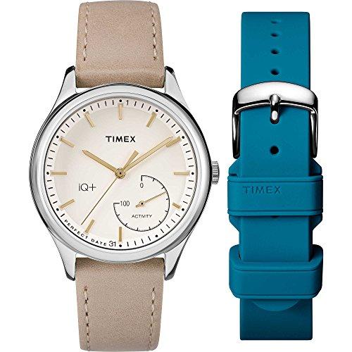 Uhr smartwatch Damen Timex IQ + Casual Cod. twg013500