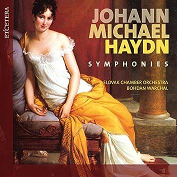 Haydn: Symphonies, Vol. 6: No. 26, 27, 28