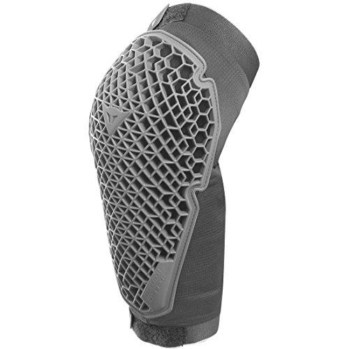 DAINESE PRO Armor Knee Guard, Protezione da Sci Unisex – Adulto, Black/White, M