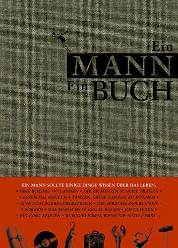 Ein Mann - Ein Buch
