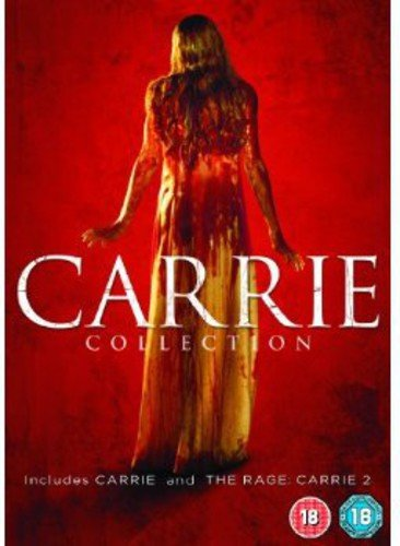 Carrie / The Rage: Carrie 2 Double Pack [DVD] [1976]