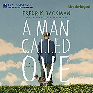 A Man Called Ove                   By:                                                                                                                                 Fredrik Backman                               Narrated by:                                                                                                                                 George Newbern                      Length: 9 hrs and 9 mins     64,522 ratings     Overall 4.6