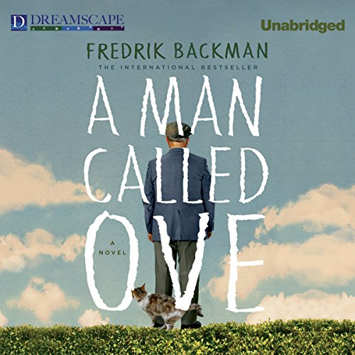 A Man Called Ove by Fredrik Backman - Meet Ove. He's a curmudgeon - the kind of man who points at people he dislikes as if they were burglars caught outside his bedroom window....