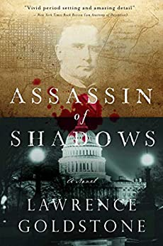 Assassin of Shadows: A Novel by [Lawrence Goldstone]
