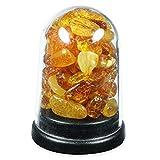 CrystalAge Cupola dell'energia con ambra