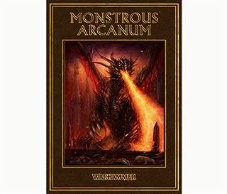 Warhammer: Monstrous Arcanum