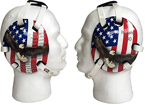 Isaiah 40 Wrestling Headgear