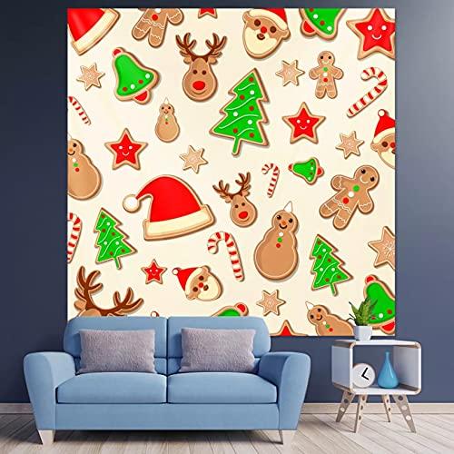 Tapiz decoración Pared Arte Tapiz de Pared de decoración del hogar de Navidad Moderno Simple Mandala Hippie colchón decoración de Pared Bohemia Sala Decor hogar tapices Navidad Regalo