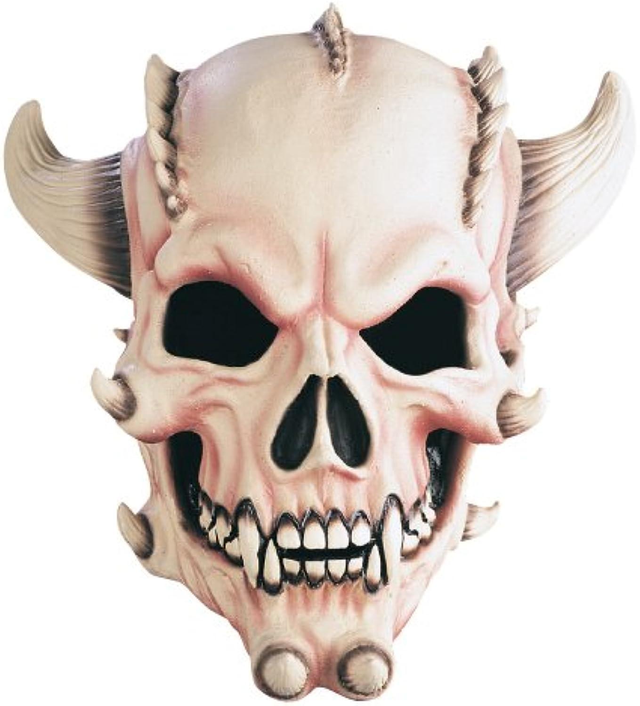 Rubie's Costume Demon Skull Deluxe Overhead Mask
