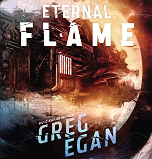 The Eternal Flame audiobook cover art