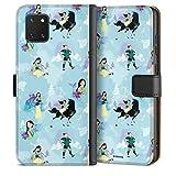 DeinDesign Étui Compatible avec Samsung Galaxy Note 10 Lite Étui Folio Étui magnétique Produit...