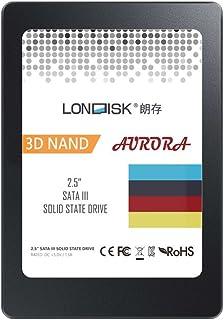 LONDISK 120GB 2.5インチSATA 3.0ソリッドステートドライブPC /ラップトップ用の高速読み取り/書き込み速度SSD (内蔵SSD 120GB ドライブ)