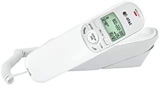 AT&T Analog White Telephone 1 Number of Handsets