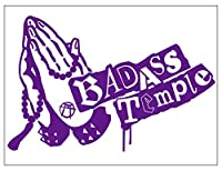 Bad Ass Temple 【L】紫