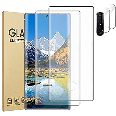 LETANG Tempered Glass Anti Glare/Spy Anti-Scratch No Bubble 9H Hardness 3D Touch Compatible with Samsung Galaxy S8 Plus / S9 Plus …