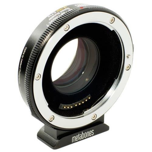 Metabones Canon EF to Micro FourThirds T II Speed Booster ULTRA 0.71x (Black Matt)