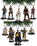 Characteristix Disney's Star Wars The Rise of Skywalker Resistance Ornament Set