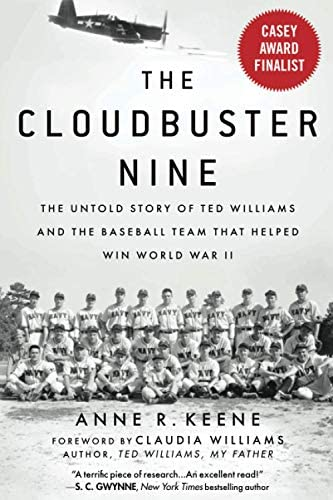 Cloudbuster Nine The Untold Story of Ted Williams and the Baseball Team That Helped Win World product image