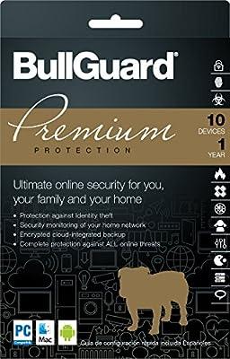 BullGuard Premium Protection 2018