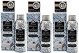 3x Tesori d'oriente Wäscheparfum 100 ml Peonia & Narcisio -