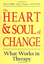 The Heart & Soul of Change: What Works in Therapy