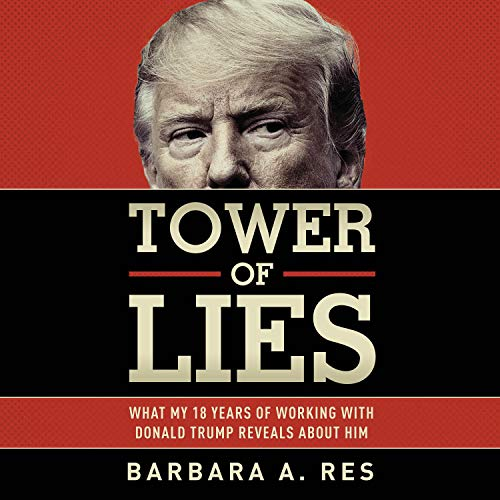 Page de couverture de Tower of Lies