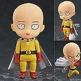 Yvonnezhang Anime 10 cm Saitama Nendoroid 575 One Punch Man