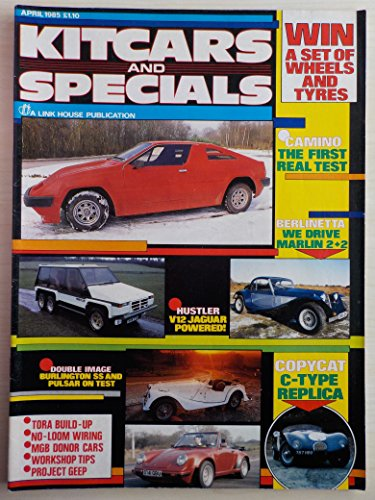 Kitcars and Specials magazine April 1985