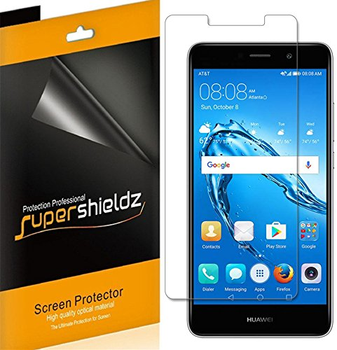(6 Pack) Supershieldz for Huawei Ascend XT2 Screen Protector, High Definition Clear Shield (PET)