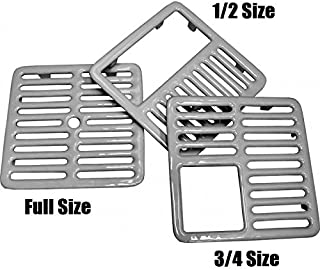 AmGood Floor Sink Top Grate | 9-3/8