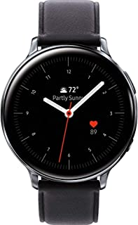 Samsung Original Galaxy Watch Active2 w/; auto Workout Tracking, Enhanced Sleep Tracking Analysis; Stainless Steel CASE an...