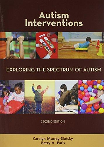 Autism Interventions: Exploring the Spectrum of Autism